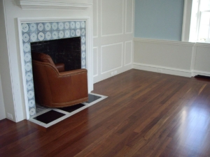 Medium Stained Red Oak